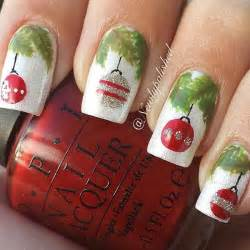 Christmas nail art ideas nenuno creative
