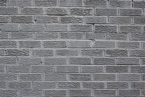 brick wall grey gray brick wall texture picture free photograph photos public domain