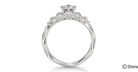 quot a mermaid in love quot the little mermaid engagement ring