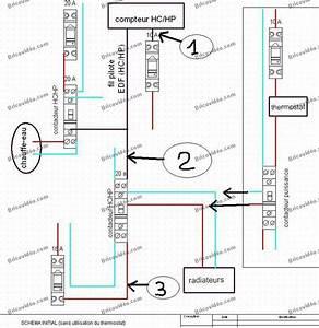 Thermostat Programmable Sans Fil Radiateur Electrique : thermostat pour radiateur electrique ~ Premium-room.com Idées de Décoration