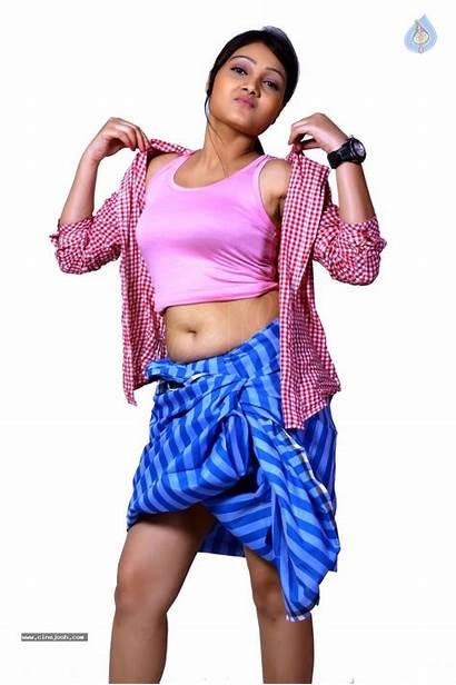 Priyanka Actress Telugu Navel Tv Shoot Boobs