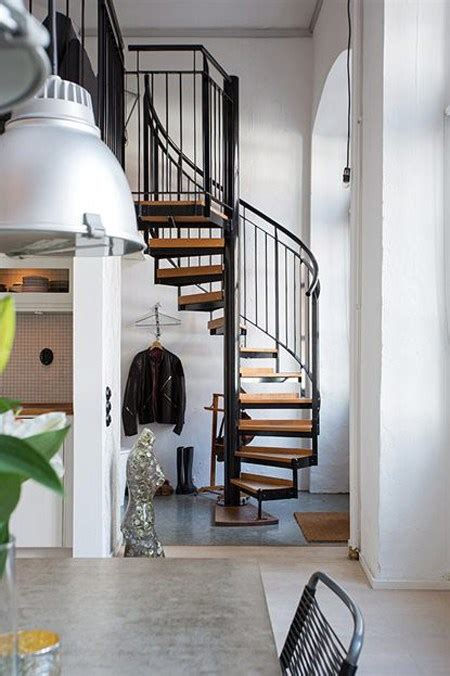loft de   de estilo nordico industrial blog tienda