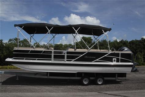 Hurricane 226 Deck Boat by 2016 New Hurricane Fundeck Fd 226 Obfundeck Fd 226 Ob Deck