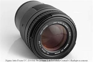 Sigma Uc Zoom 70