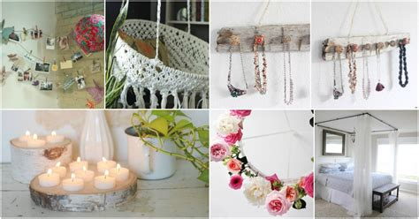 Chic Decor - 20 diy boho chic decor ideas that add charm to your home