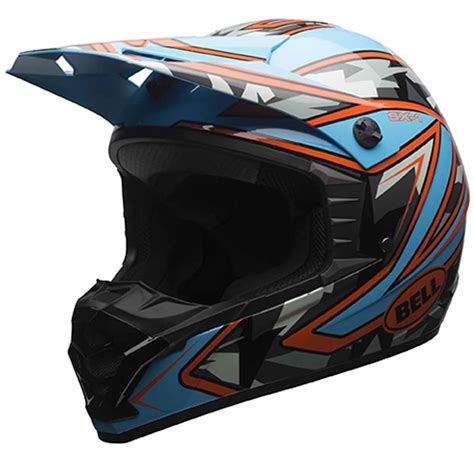 dirt bike helm bell sx 1 road dirt bike mx motorcycle dot helmet ebay