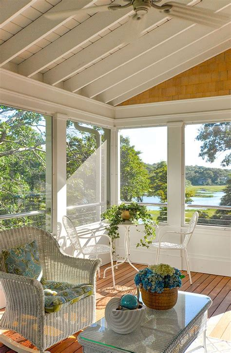 Screened Patio Designs by 1000 Ideas About Screened Porch Designs On