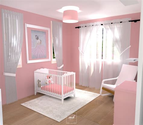 awesome chambre gris et fuchsia gallery design