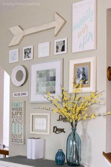 create  art gallery wall  tips   ideas shelterness