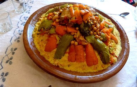 choumicha cuisine photo couscous marocain