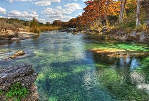 12 of the Most Beautiful Rivers In Texas