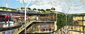 Centre Commercial Les Vergers De La Plaine : reportage dans les coulisses du futur centre commercial ~ Dailycaller-alerts.com Idées de Décoration