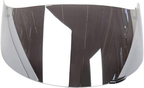 Agv Numo Shield Iridium Silver
