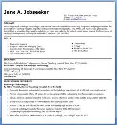 Top Resume Templates Free Sle Resume For Radiographer Resume Downloads