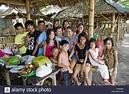 Extended Filipino Family Stock Photo: 54043725 - Alamy