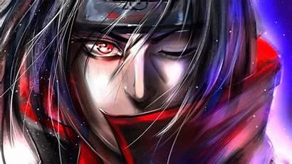 Itachi Naruto Uchiha Akatsuki Anime Background Wallpapers