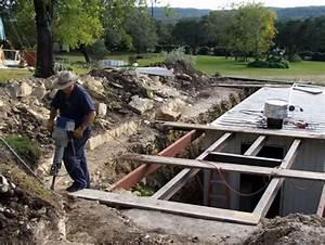 Bunker Selber Bauen : shipping container makes an amazing underground shelter ~ Lizthompson.info Haus und Dekorationen