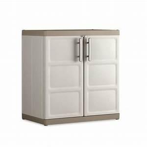 Armoire Basse Chambre : magnifique armoire de rangement babel basse xl excellence ~ Melissatoandfro.com Idées de Décoration