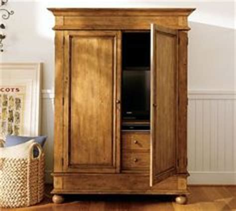 armoire cabinet pottery barn 1000 images about armoires on cabinets