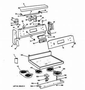 Ge Jb970sb1ss Electric Range Parts And Accessories At