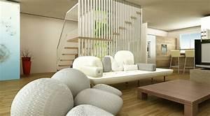 Deco Zen Salon : salon zen des id es pour un salon la d co apaisante ~ Teatrodelosmanantiales.com Idées de Décoration
