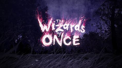 The Wizards Of Once  Trailershelf  Book Trailers