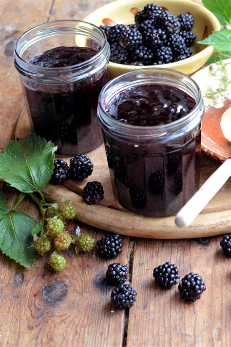 blackberry jam recipe great british chefs