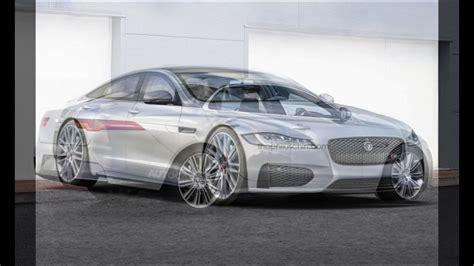 2019 Jaguar New XJ Concept ??! - YouTube