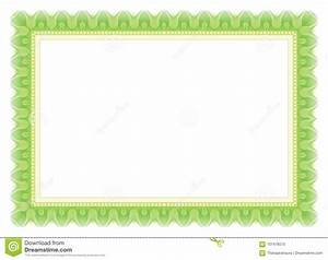 Free Sample Certificate Frames Choice Image  Certificate design and template
