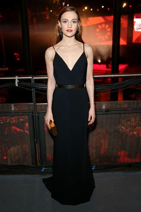 Sophie Skelton – Three Empire Awards in London 3/19/ 2017