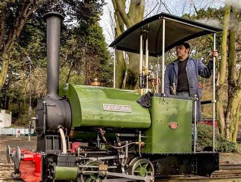 Steam Engine Driver Experience At North Bay Railway In