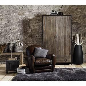 Kinderteppich 160 X 230 : tapis poils longs gris anthracite 160 x 230 cm polaire maisons du monde ~ Watch28wear.com Haus und Dekorationen