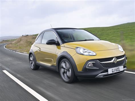 vauxhall adam rocks vauxhall adam rocks air 2015 exotic car wallpaper 03 of