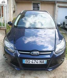 Ford Focus 3 Occasion : achat ford focus 3 sw titanium d 39 occasion pas cher 9 200 ~ Medecine-chirurgie-esthetiques.com Avis de Voitures