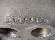 Bmw chassis number identification
