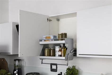 profondeur placard cuisine les placards et tiroirs