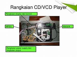 Cara Kerja Cd Player