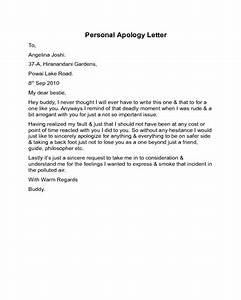 2018 Apology Letter Template  Fillable, Printable PDF & Forms Handypdf