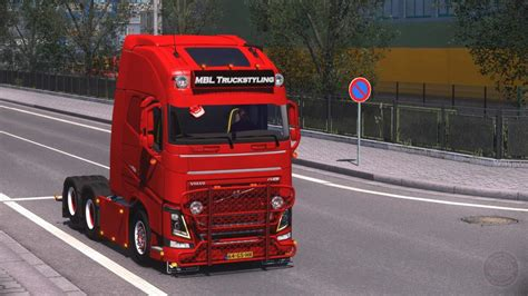 mbl volvo addon pack   tuning mod euro truck
