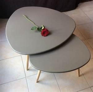 Tuto Table Basse Gigogne Le Bois Chez Vous