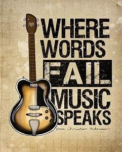 Tenovus Cancer ... Guitar Singing Quotes