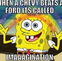 What Does Glad Stand For by When A Chevy Beats A Ford Ford Trucks Pinterest