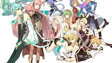 vocaloid group wallpaper gallery