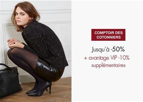 Code Comptoir Des Cotonniers by Vente Priv 233 E Comptoir Des Cotonniers 2014 Les Bons Plans