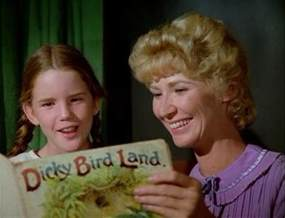 Miss Beadle From Little House On the Prairie