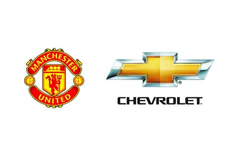 Chevrolet Becomes Manchester United's Official Sponsor