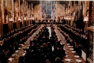 Harry Potter Great Hall Hogwarts