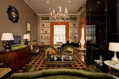 deco hotel new york city the carlyle chalimaud design
