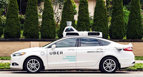 We Take A Ride In The Self-driving Uber Now Roaming