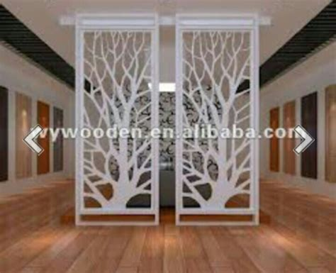 Decorative Partitions - tree room divider i would torn them into indoor water